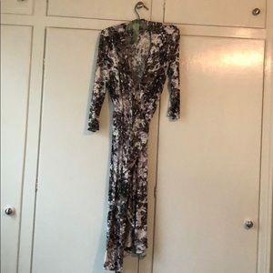 Rosie Pope size medium, maternity wrap dress